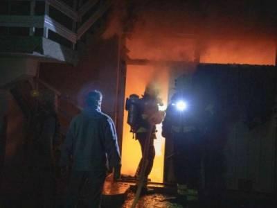 Požar stambenog objekta